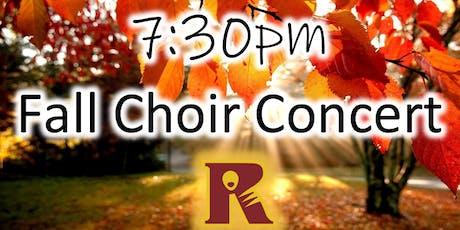 Fall Choir Concert tickets