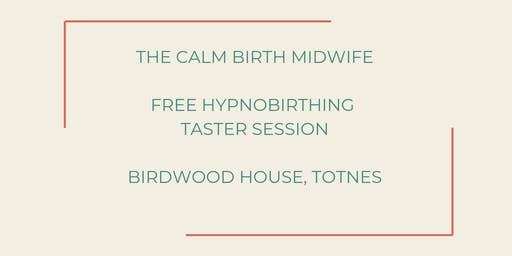 The Calm Birth Midwife Free Hypnobirthing Taster Session