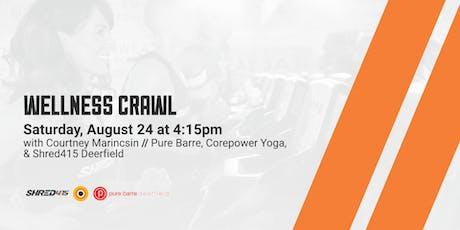 Wellness Crawl tickets