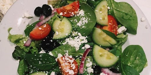 Lunch with the Experts: Simple Salads and Luscious Leafy Greens