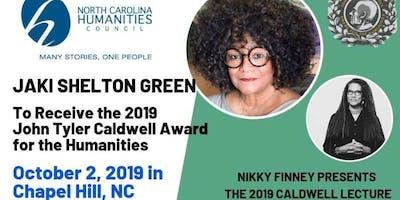2019 Caldwell Award Ceremony