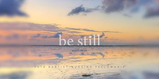 Baptist Nursing Fellowship Retreat 2019