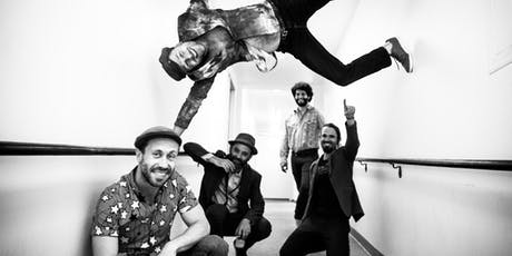 THE CALIFORNIA HONEYDROPS with Javier Matos tickets
