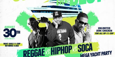 Strictly the Best Mega Yacht Party starring Majah Hype, DJ Self & DJ Norie tickets