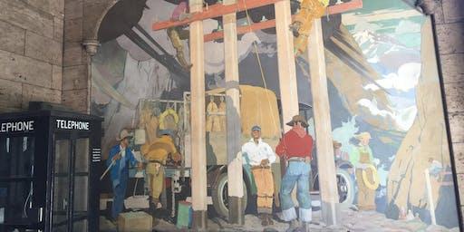 DOD: Allen True Murals & Denver Architecture