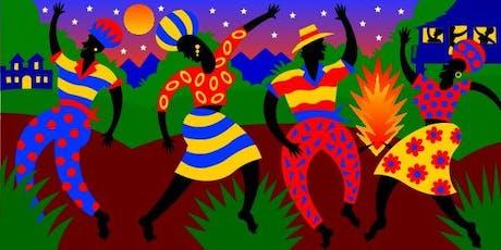 Dance: Summer Salsa Social - 8/22/19 tickets
