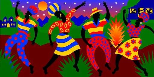 Dance: Summer Salsa Social - 8/22/19
