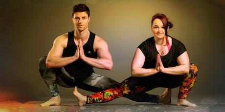 VINYASA Power Yoga 10er Kurs / für jedes Level billets