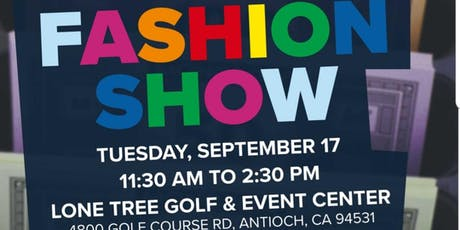 WCR Fashion Show tickets