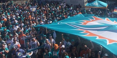 Dolfans MetLife Takeover Tailgate Parties (Dolphins vs. Jets  and Giants)