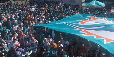 Dolfans MetLife Takeover Tailgate Parties (Dolphins vs. Jets  and Giants) tickets