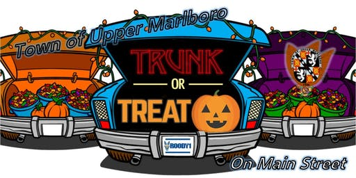 Trunk or Treat on Main Street