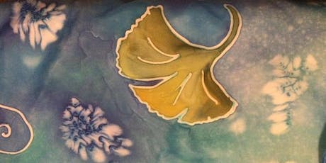 Silk Painting Workshop - Color your Silk Scarf tickets