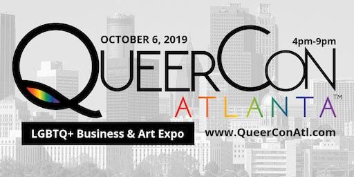Queer Con Atlanta™ LGBTQ+ Expo