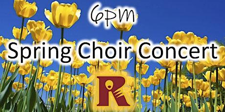 Spring Choir Concert tickets