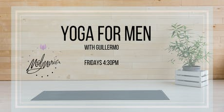 Yoga for Men tickets