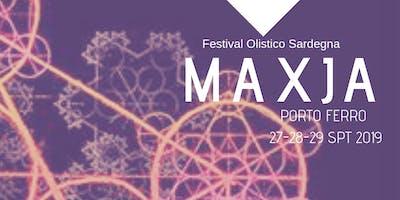 MAXJA 2019 - International Holistic Festival - Sardinia