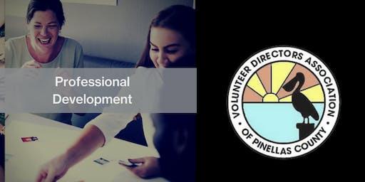 Volunteer Directors Association 2019 Conference