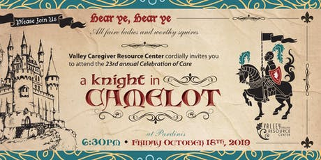 Valley Caregiver Resource Center's 23rd Annual Celebration of Care tickets