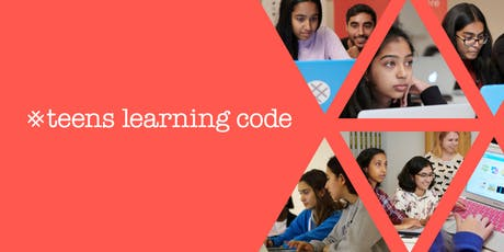 Teens Learning Code: Intro to User Experience (UX) Design - Vancouver tickets