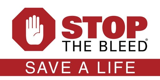 MRC Training: Stop the Bleed - Oct 3, 2019
