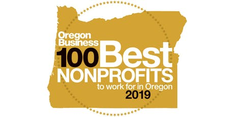 2019 100 Best Nonprofits to Work for in Oregon  tickets