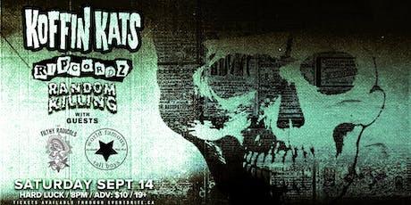 Koffin Kats w/ Ripcordz tickets
