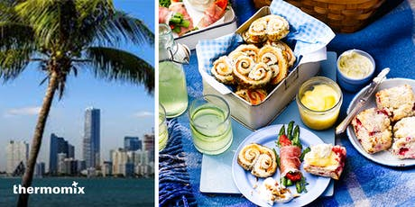 Miami Thermomix® Back to School Cooking Class - Meet TM6 tickets