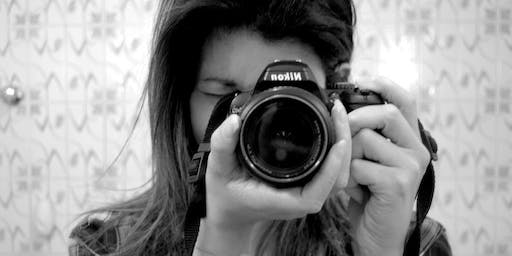 Photography Workshop for Teens with Petrija Dos Santos