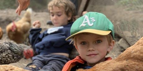 Family Farm Day: Bird Exploration Theme - October 5 tickets