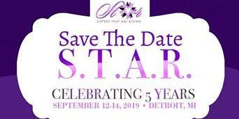 Sisters That Are Rising: 5th Year Celebration