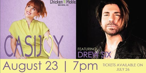 Casi Joy Concert featuring Drew Six