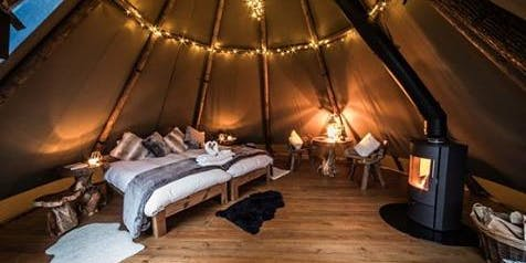 Glamping and Yoga Retreat - Hartington Village