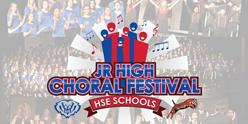 Jr. High Choral Festival 2020 - HSE Schools