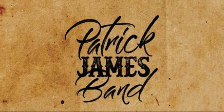The Patrick James Band tickets