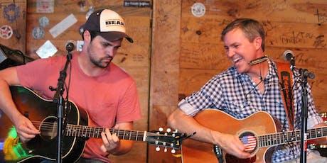 Yellow City Sounds Live: Matt Martindale & Charlie Shafter tickets