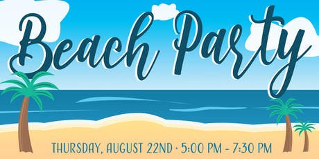 Summer Beach Party tickets