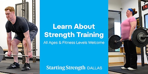 Gym Open House & Info Session at Starting Strength Dallas