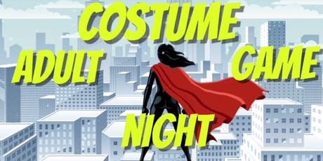Costume Adult Game Night tickets