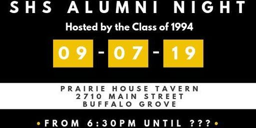 SHS Alumni Night Hosted by the Class of 1994