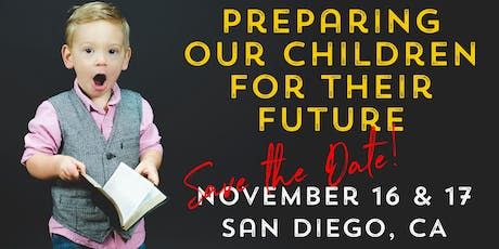 Preparing Our Children For Their Future entradas