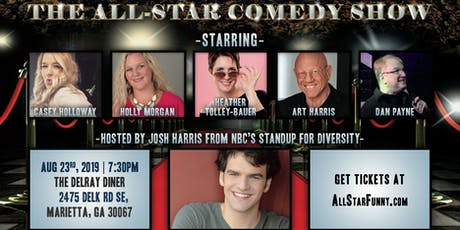 The All Star Comedy Show tickets
