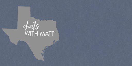 Chat with Matt Shaheen about Education