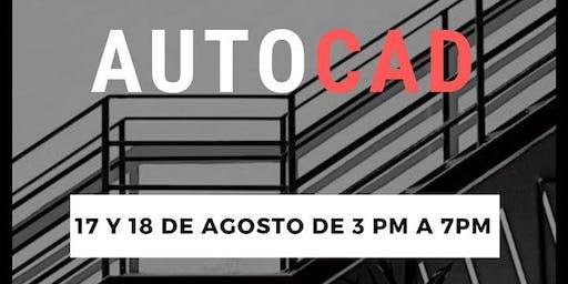 CURSO BÁSICO DE AUTOCAD MÓDULO 1