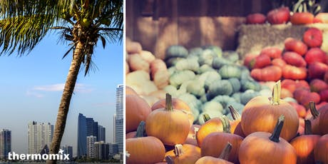 "Miami Thermomix® Cooking Class ""All about Squash"" & Meet TM6 tickets"