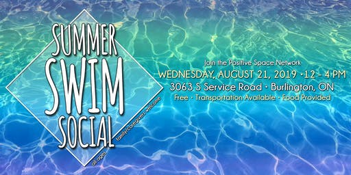 PSN Summer Swim Social