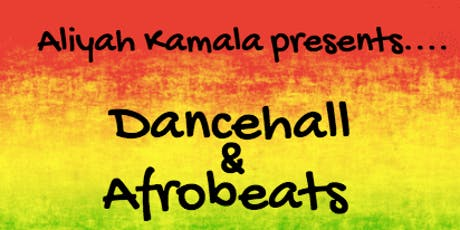 Atlanta Zumba Class: Dancehall & Afrobeats Edition  tickets