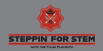 Stepping for STEM with the Tulsa Playboys