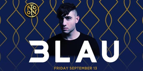 3lau @ Noto Philly Sept 13 tickets