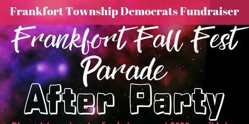 Fall Fest Parade After Party